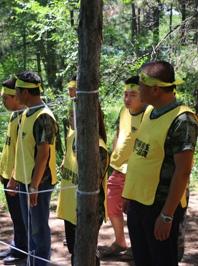 第1届核心团队培训